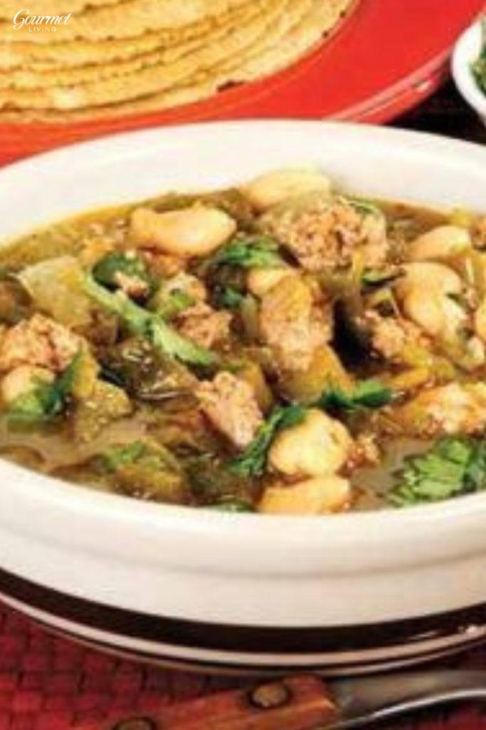 Green Chile Turkey Chili Recipe For Winter Gourmet Living